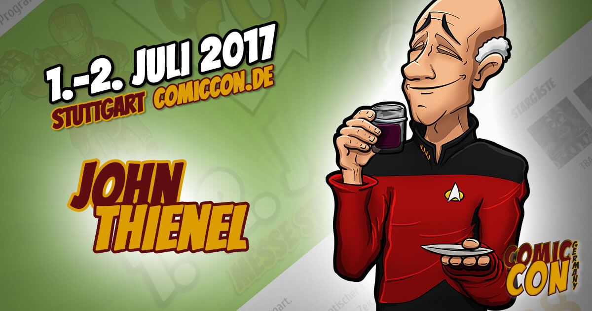 Comic Con Germany 2017 - Stuttgart